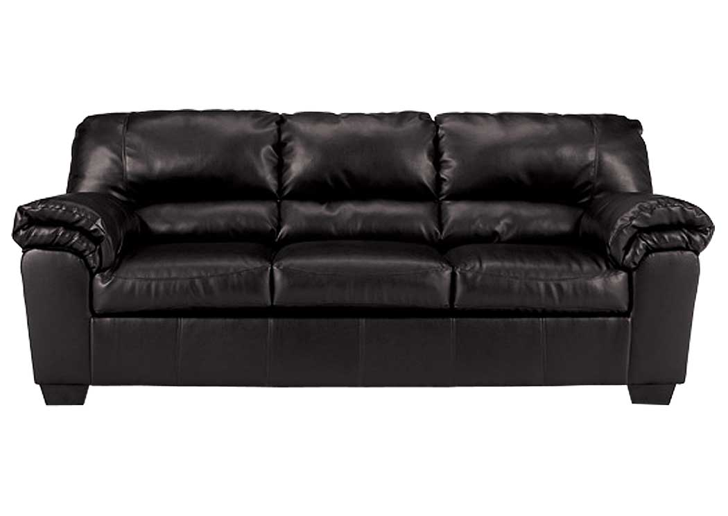 Commando Black Sofa,Signature Design by Ashley