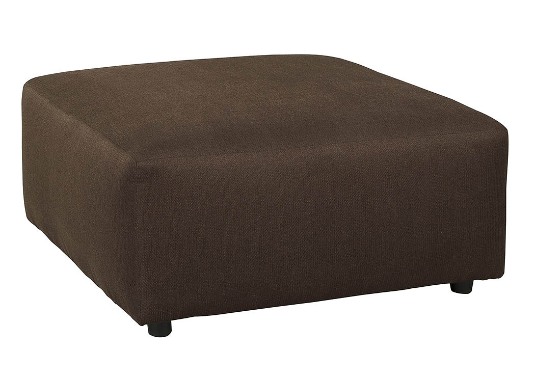 Jayceon Java Oversized Accent Ottoman,Signature Design By Ashley