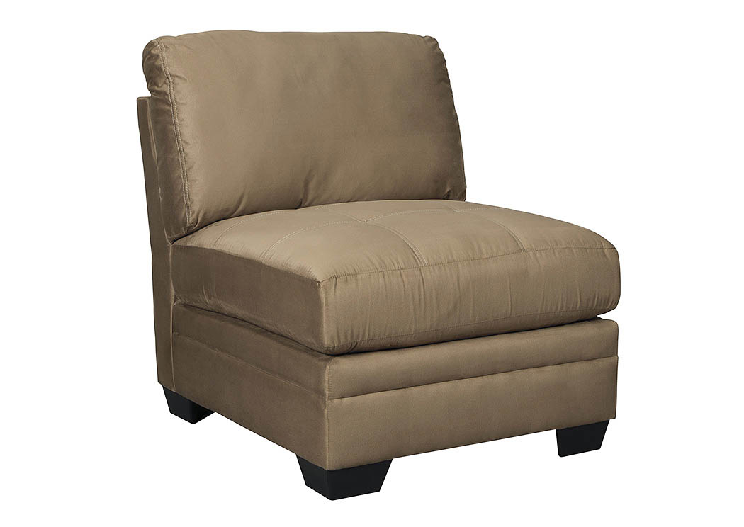 Davis Home Furniture Asheville Nc Iago Mocha Armless Chair