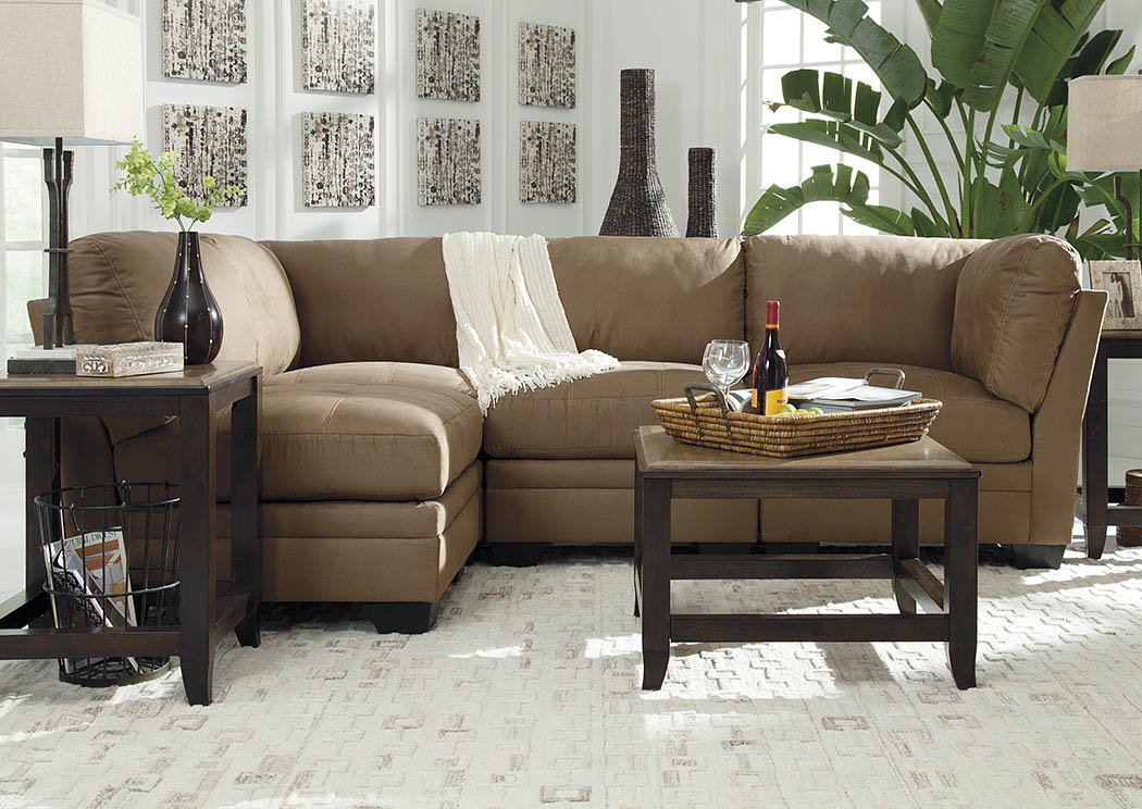 Iago Mocha Modular Sectional,Signature Design By Ashley