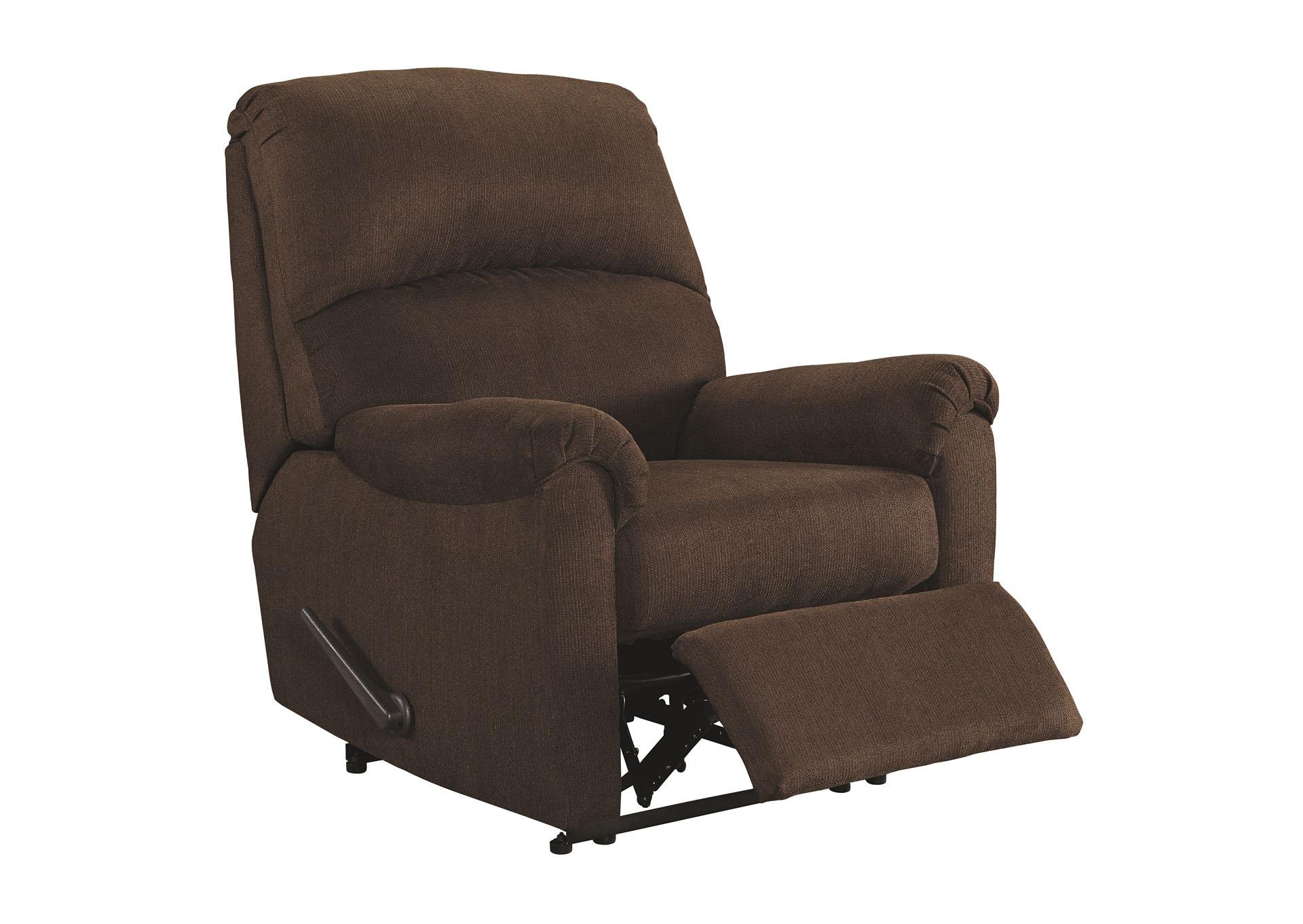 Ivan smith otwell java zero wall recliner for Ivan smith furniture