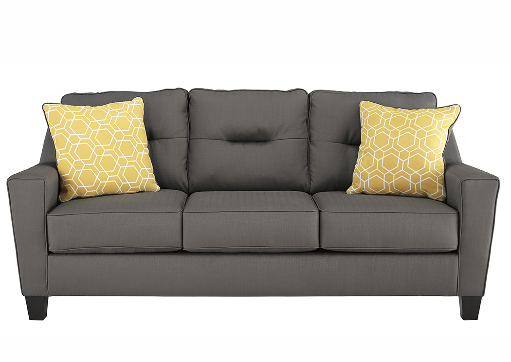 Actionwood Home Furniture Salt Lake City Ut Forsan Nuvella Gray Sofa