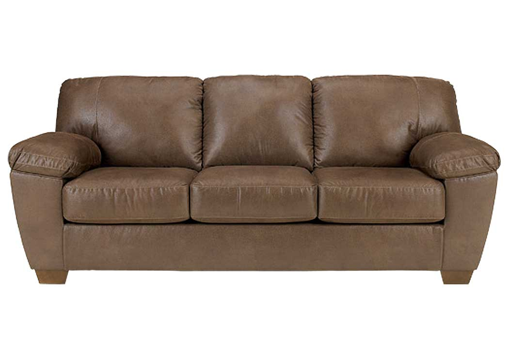 Amazon Walnut Sofa,Signature Design by Ashley