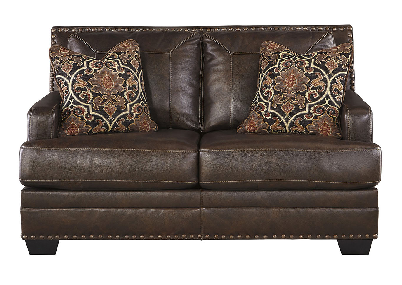 Northwest furniture outlet corvan antique loveseat for Furniture northwest