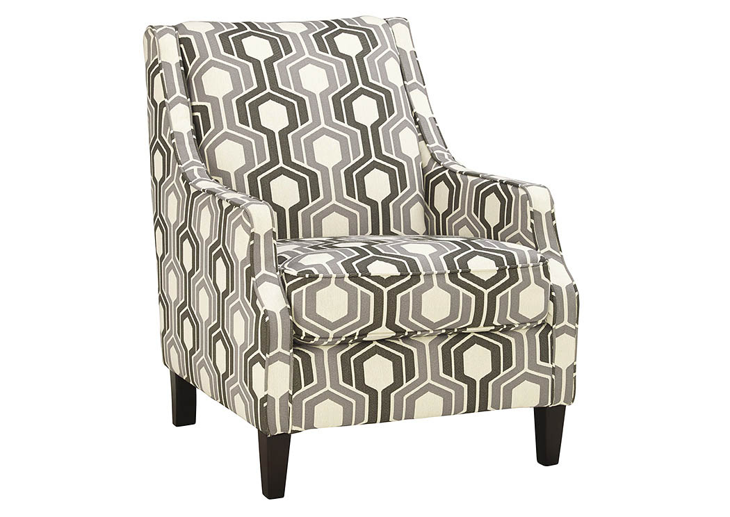 Guillerno Alabaster Accent Chair,ABF Benchcraft