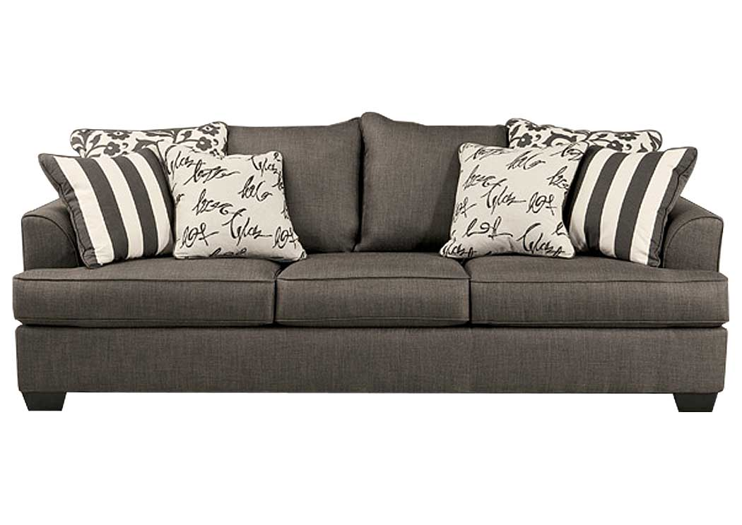 Levon Charcoal Sofa,Signature Design By Ashley