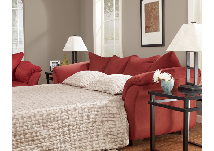 Darcy Salsa Full Sleeper Sofa,Signature Design By Ashley