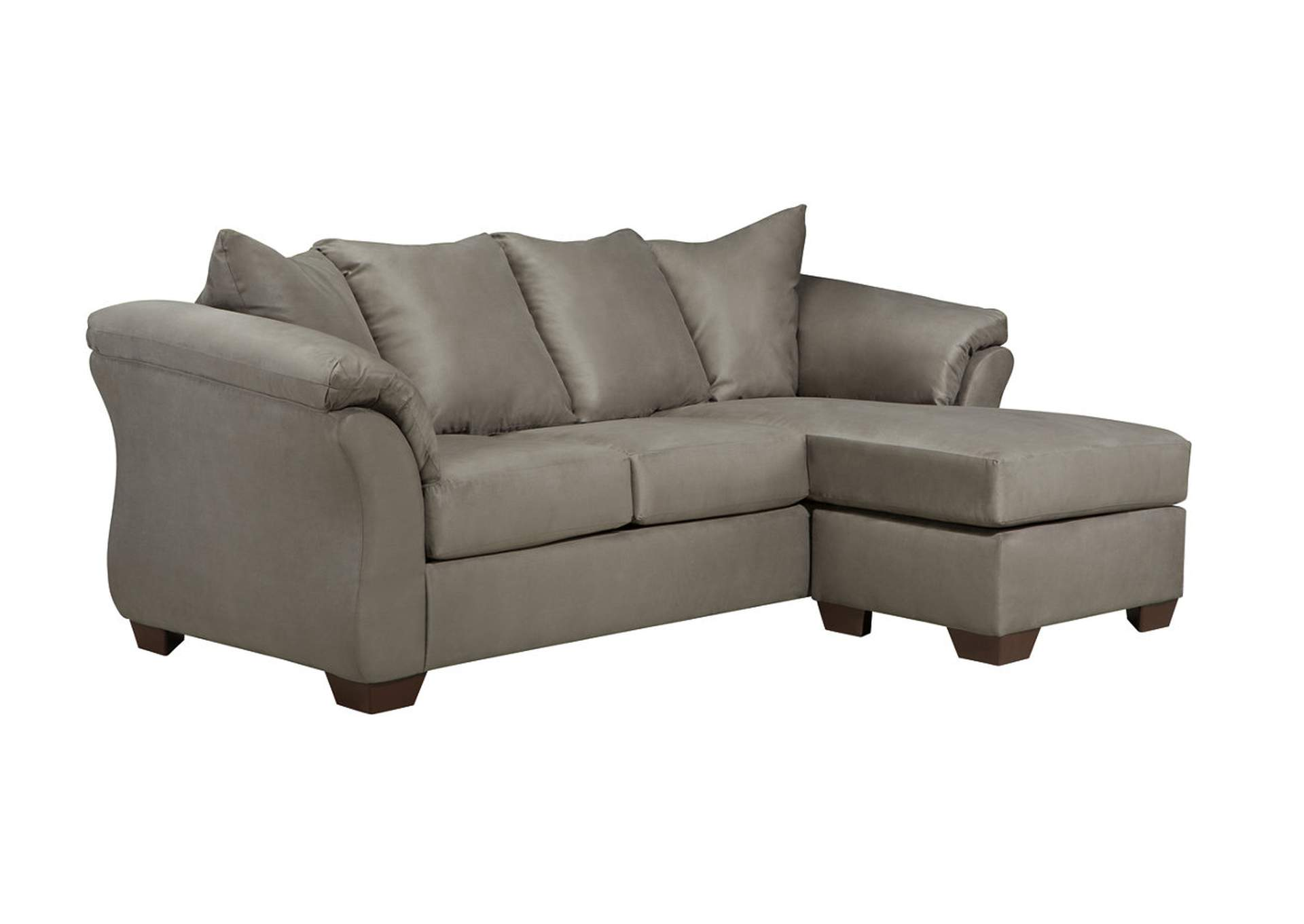 American furniture design darcy cobblestone sofa chaise for Chaise design coloree
