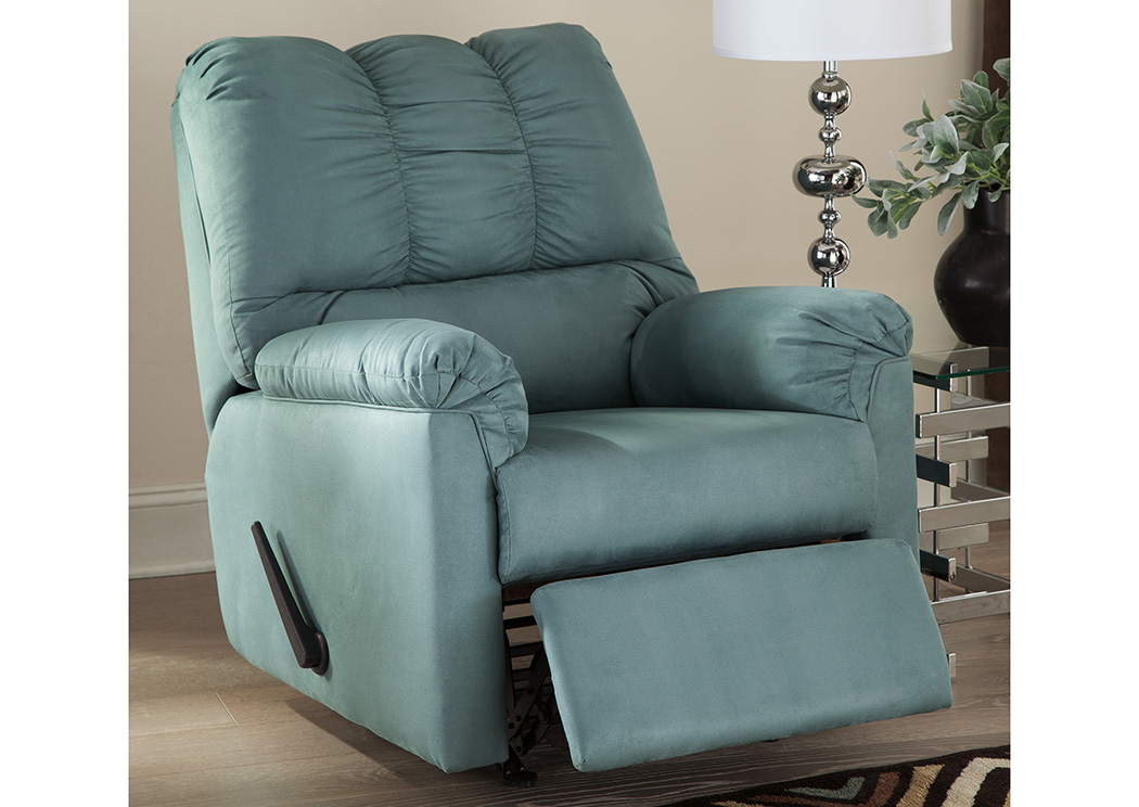 Darcy Sky Rocker Recliner,ABF Signature Design by Ashley