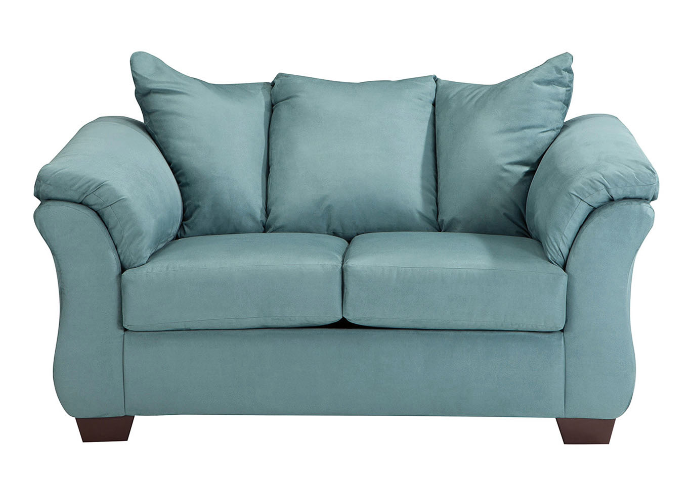Darcy Sky Loveseat,ABF Signature Design by Ashley