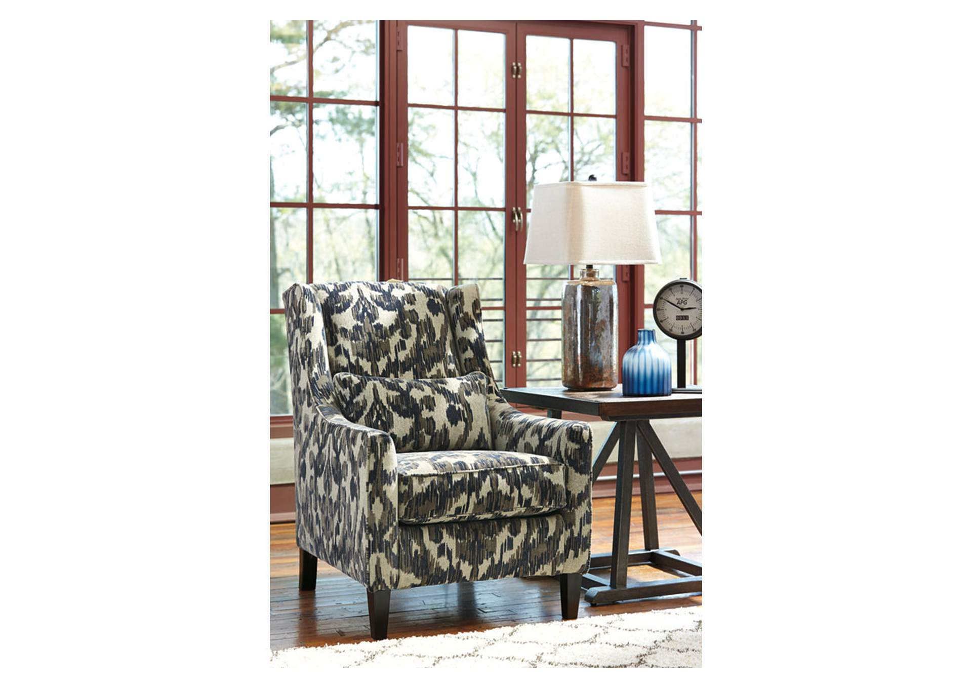 Furniture Outlet Chicago Llc Chicago Il Owensbe Accent Charcoal Accent Chair