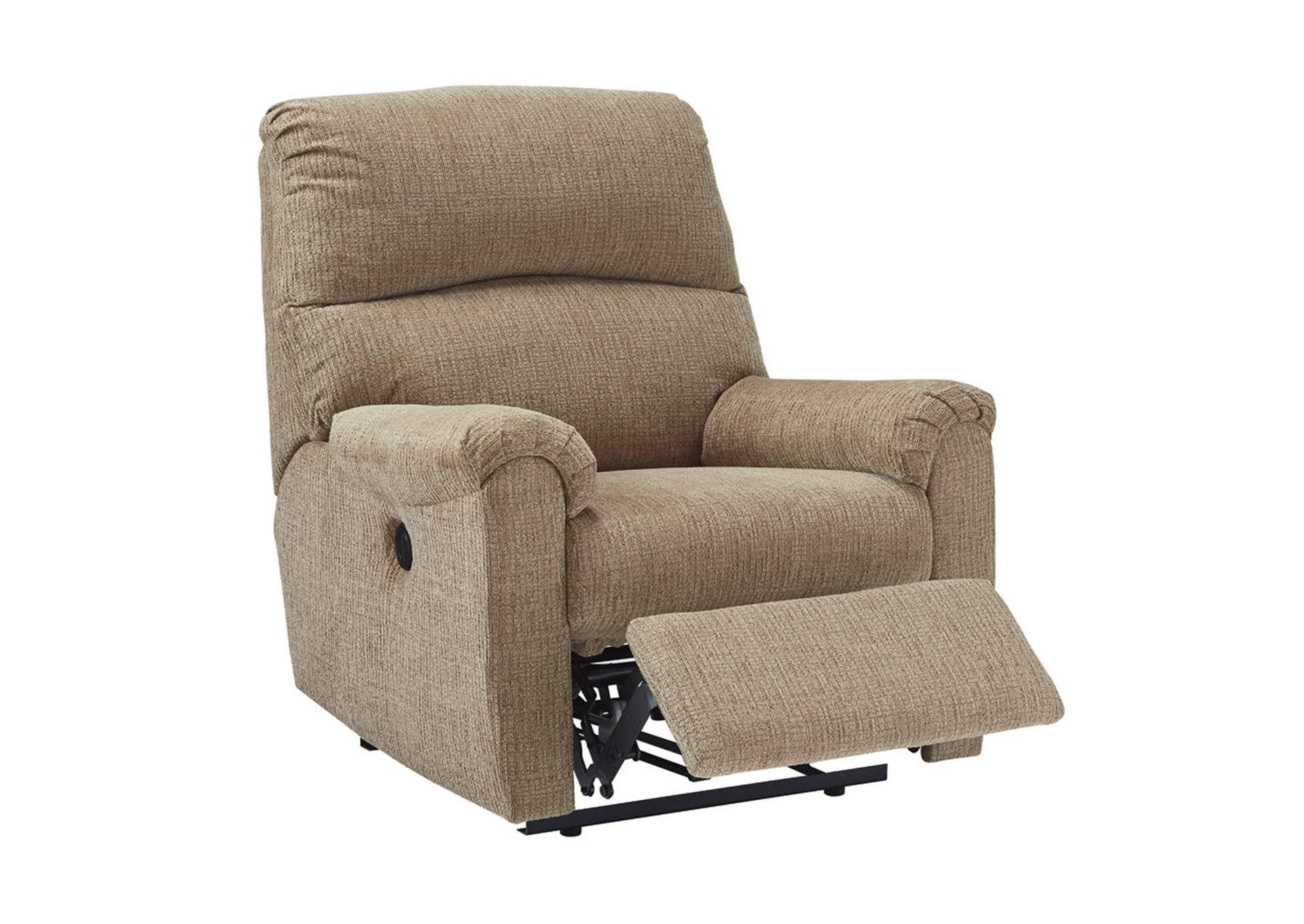 McTeer Mocha Power Recliner,Signature Design By Ashley