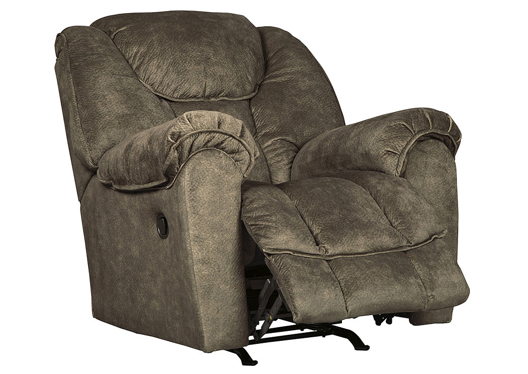 Capehorn Earth Power Rocker Recliner,Signature Design By Ashley