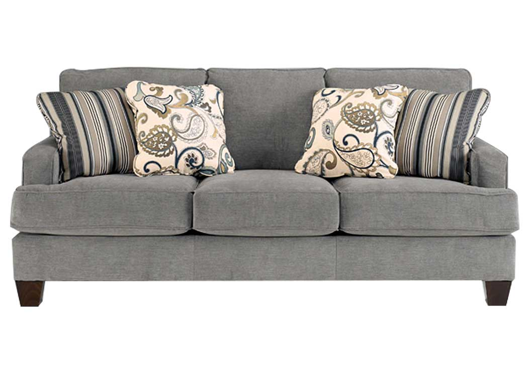 Best buy furniture and mattress yvette steel sofa Ashley couch and loveseat