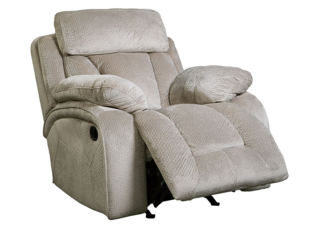 Stricklin Pebble Rocker Recliner,Signature Design By Ashley