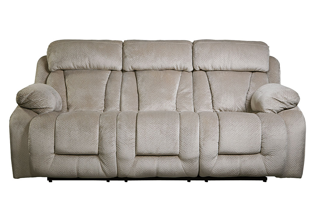 Stricklin Pebble Reclining Sofa,Signature Design By Ashley