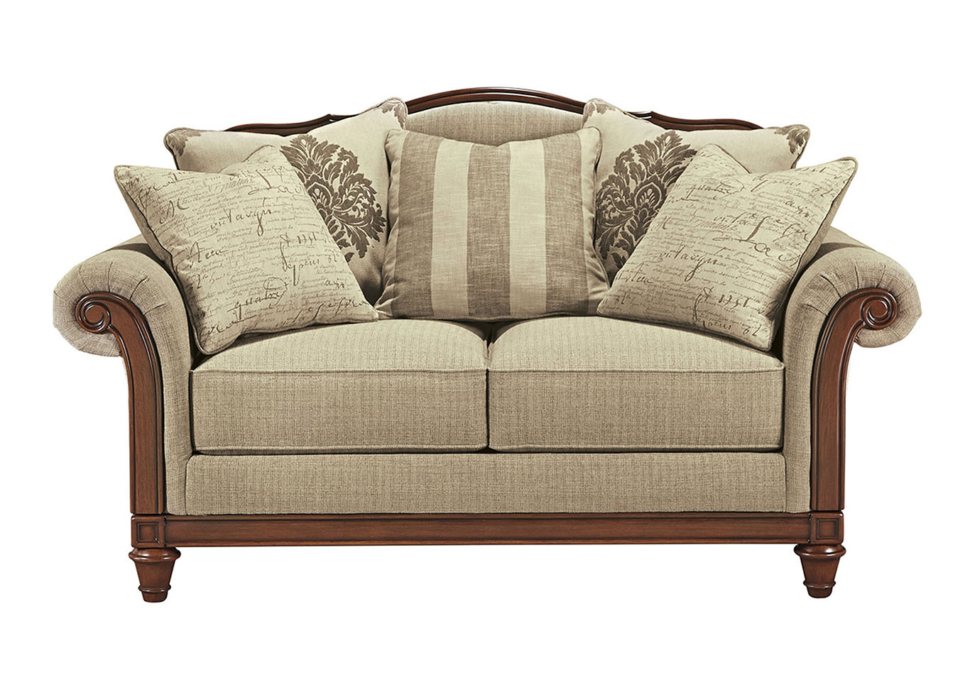 Berwyn View Quartz Loveseat,Signature Design By Ashley
