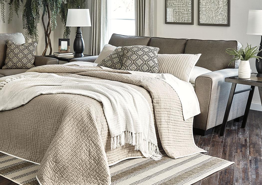 United Furniture Club   Cupertino, Santa Clara, San Carlos, CA Calicho  Cashmere Queen Sofa Sleeper