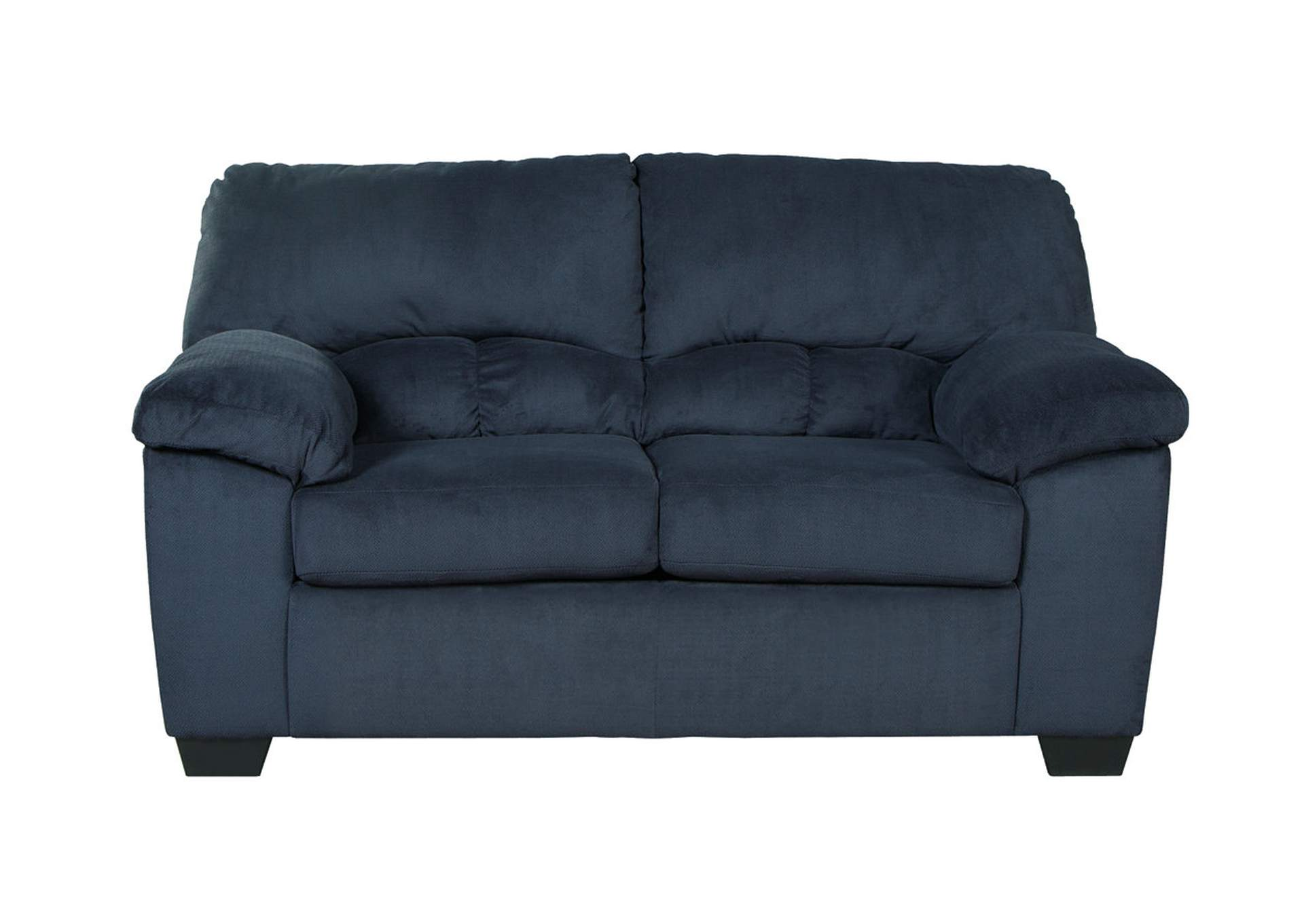 Dailey Midnight Loveseat,Signature Design By Ashley