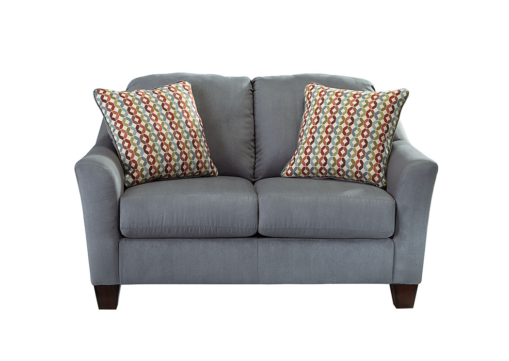 Hannin Lagoon Loveseat,Signature Design By Ashley