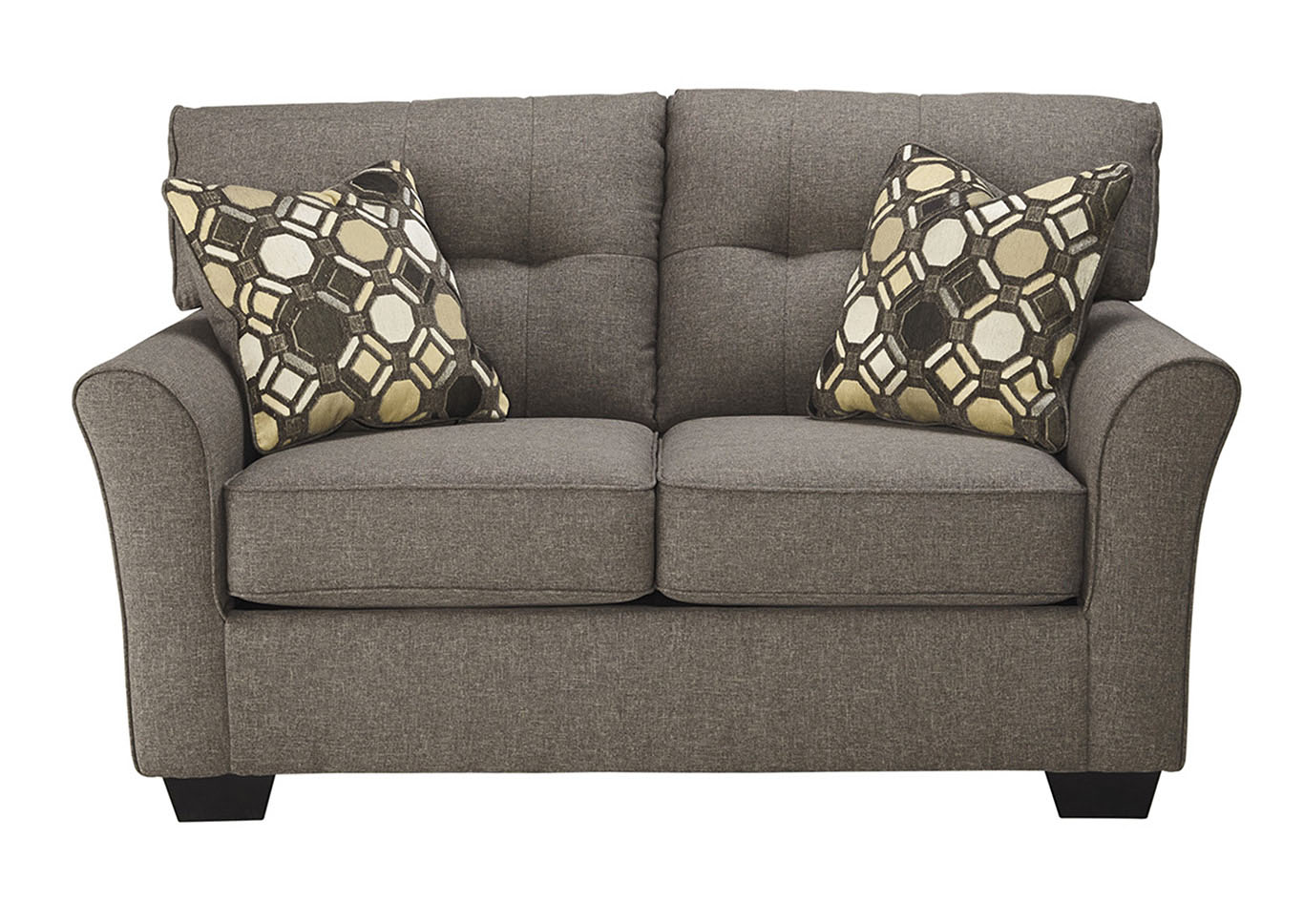 Tibbee Slate Loveseat,Signature Design By Ashley