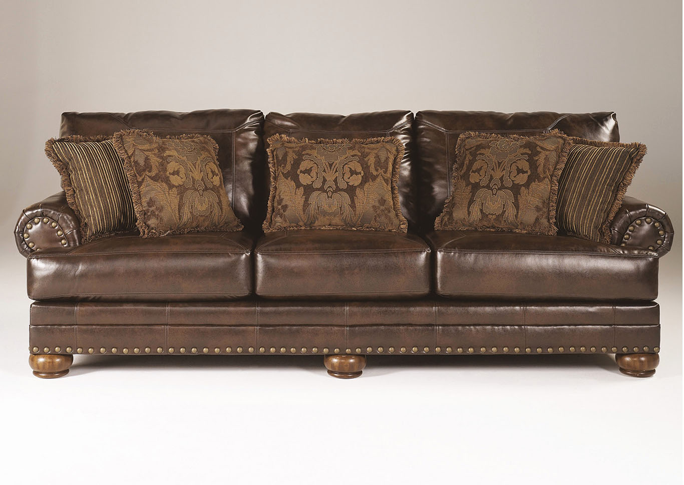 DuraBlend Antique Sofa,Signature Design By Ashley