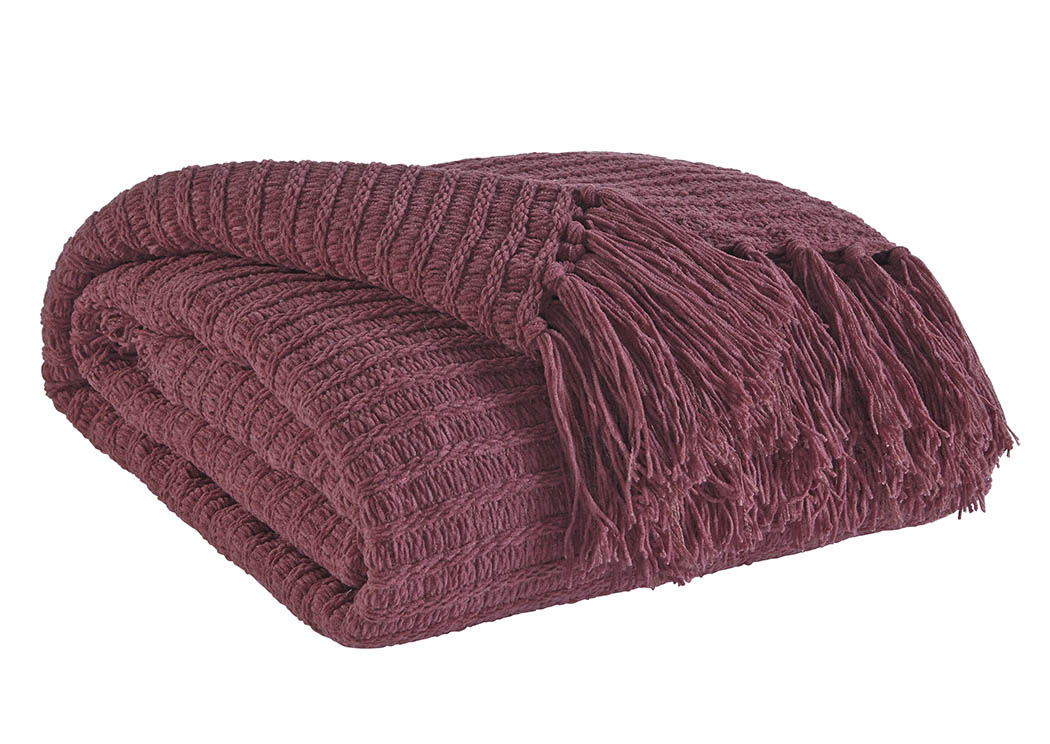 Santino Berry Throw,Signature Design by Ashley
