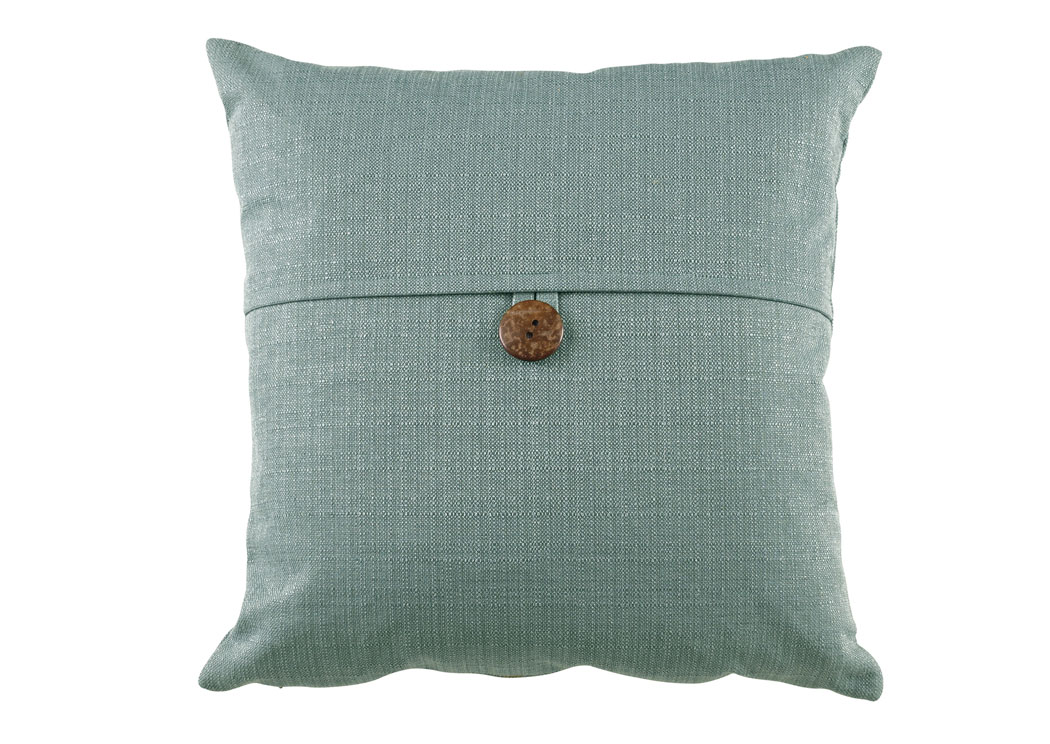 Jolissa Turquoise Pillow,Signature Design By Ashley