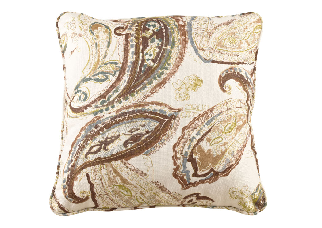 Estin Spring Pillow (6/CS),Signature Design By Ashley