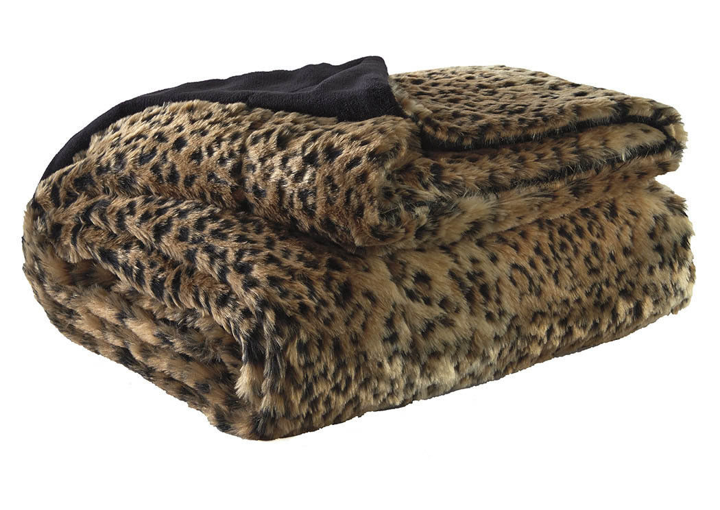 Rolle Brown Throw,ABF Signature Design by Ashley