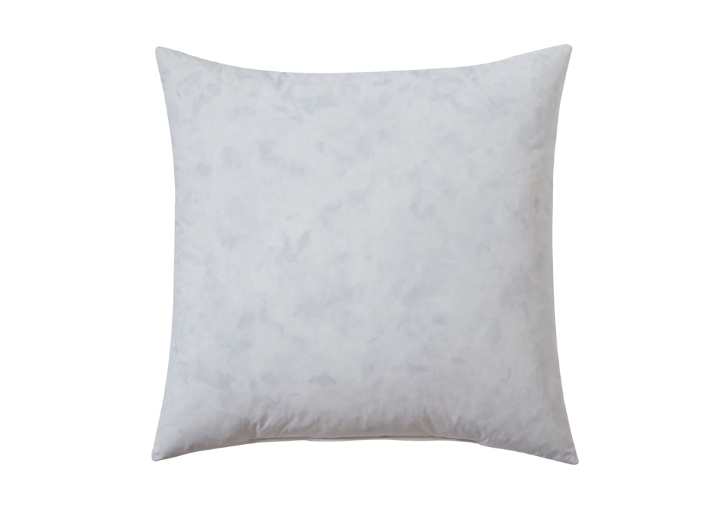 Feather fill - White Large Pillow Insert (4/CS),Signature Design By Ashley