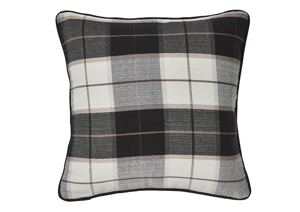 Raylan Black Pillow,Signature Design By Ashley