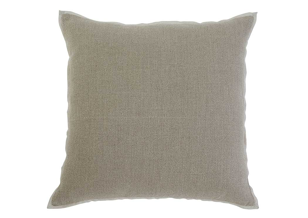 Solid Khaki Pillow,Signature Design By Ashley