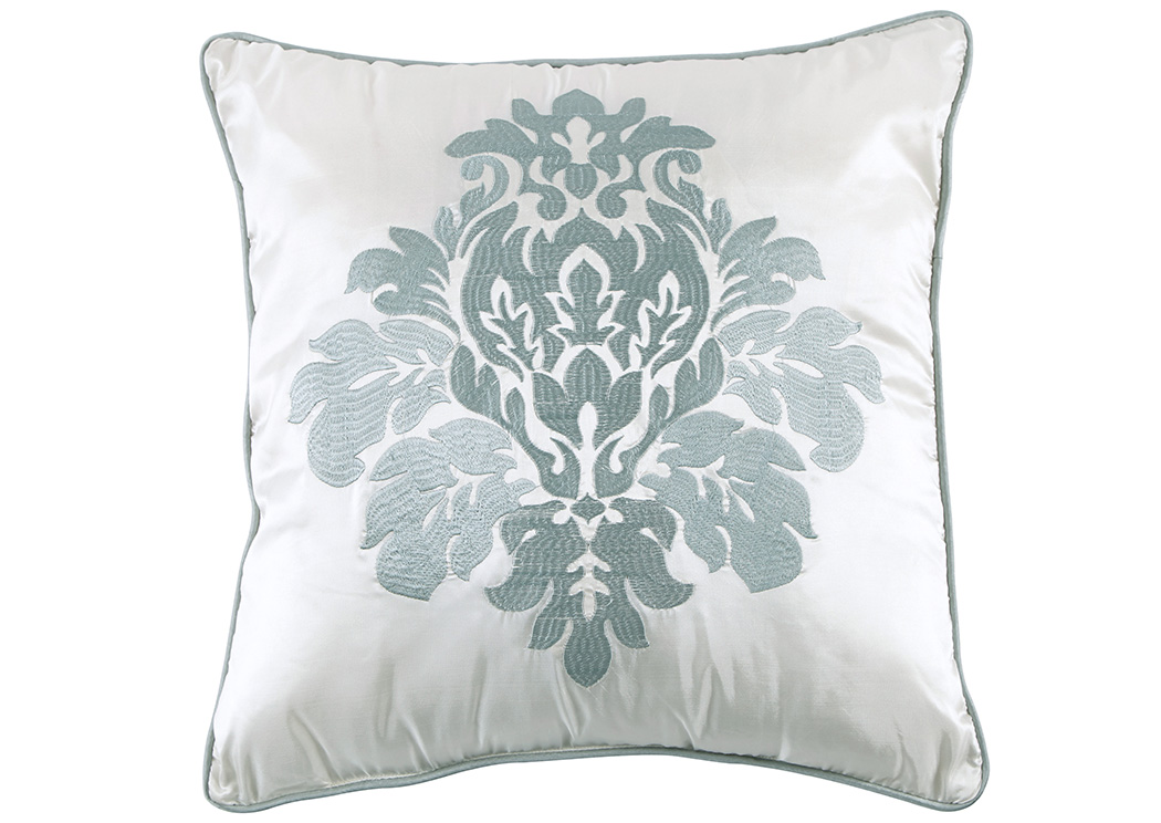 Angelea Sage/Ivory Pillow,Signature Design By Ashley