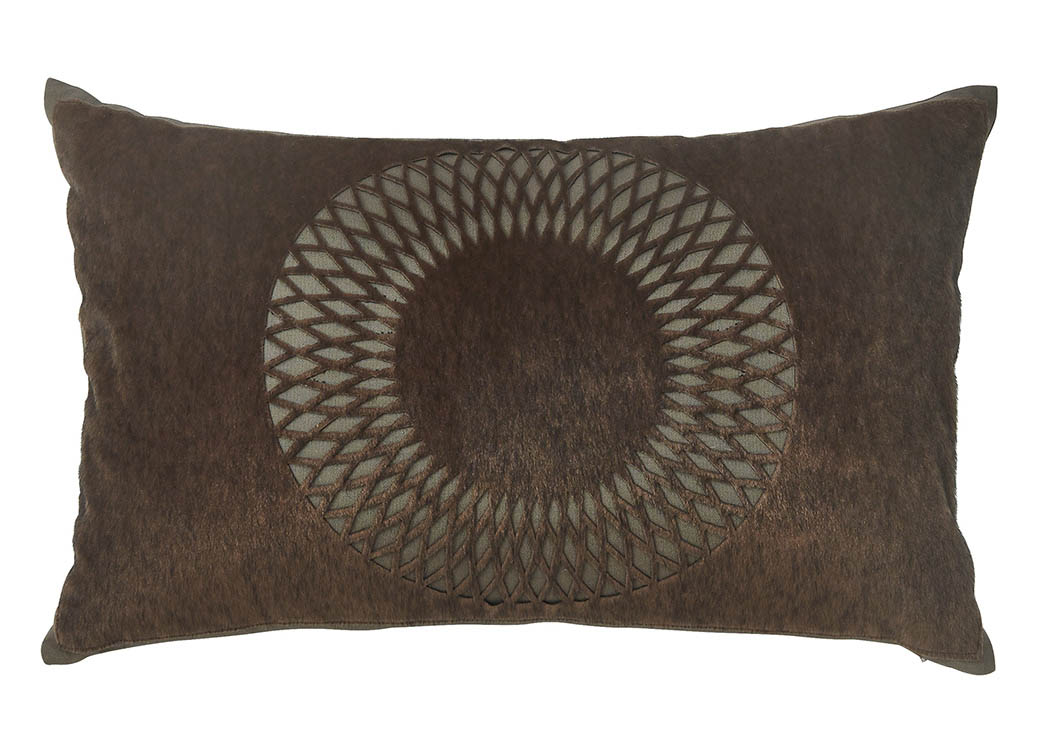Lazarus Brown Pillow,Signature Design By Ashley