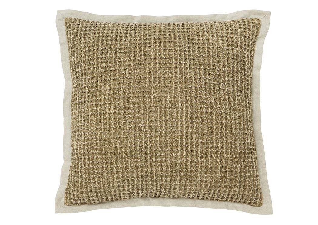 Barbara Jeans Furniture Wrexyville Gold Pillow