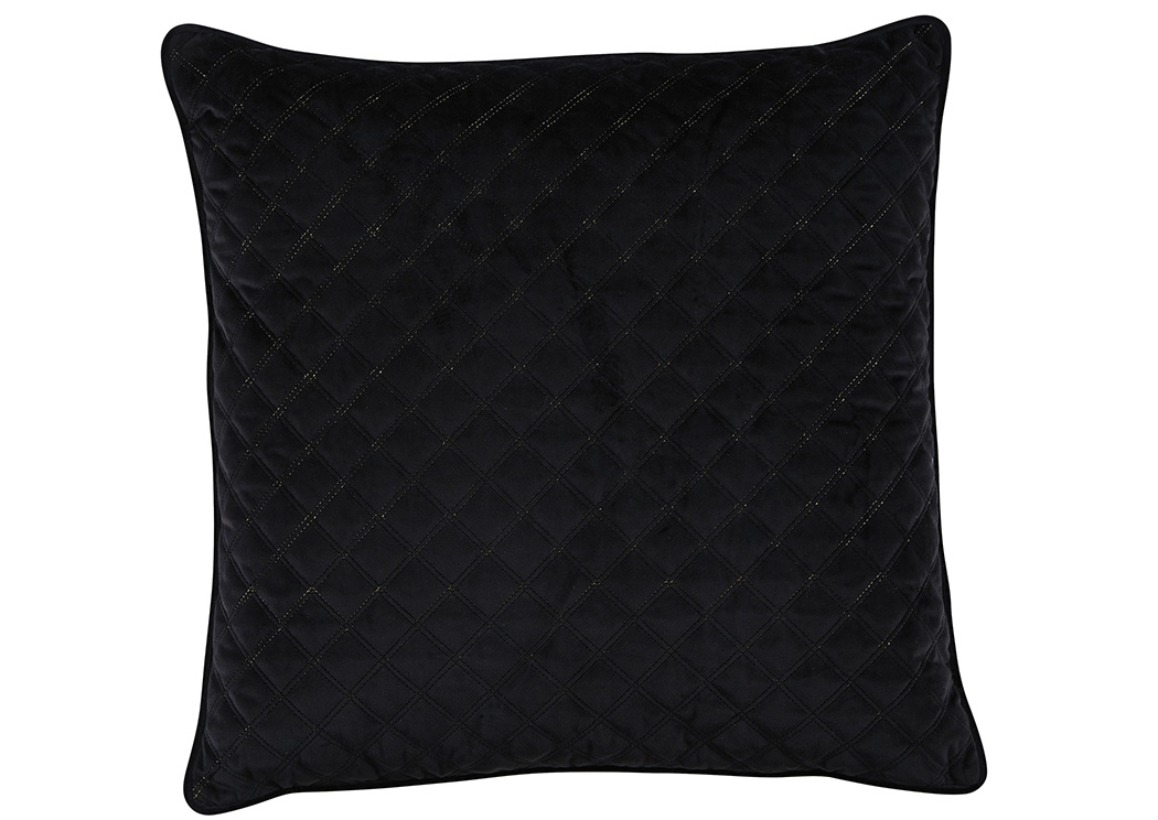 Piercetown Black Pillow,Signature Design by Ashley