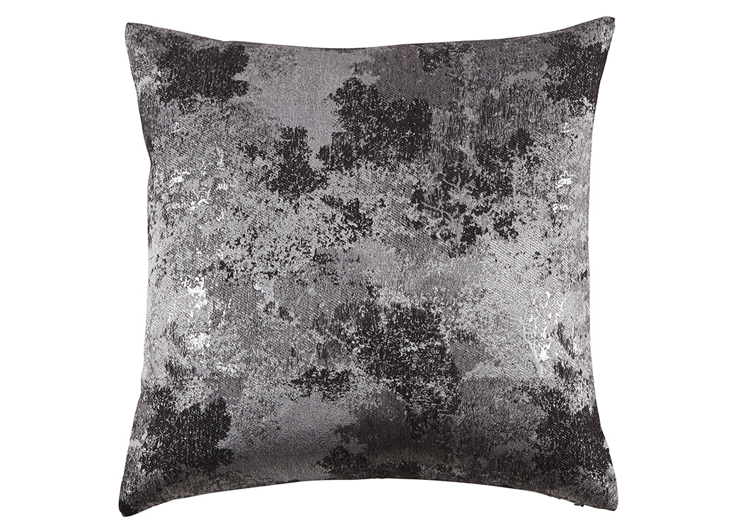 Adain Silver/Gray Pillow,Signature Design By Ashley