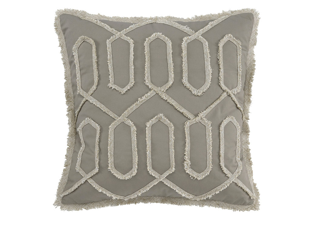 Stonington Khaki Pillow Cover