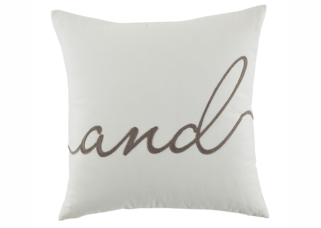 And White Pillow Signature Design by Ashley. Lifestyle Furniture Home Store And White Pillow