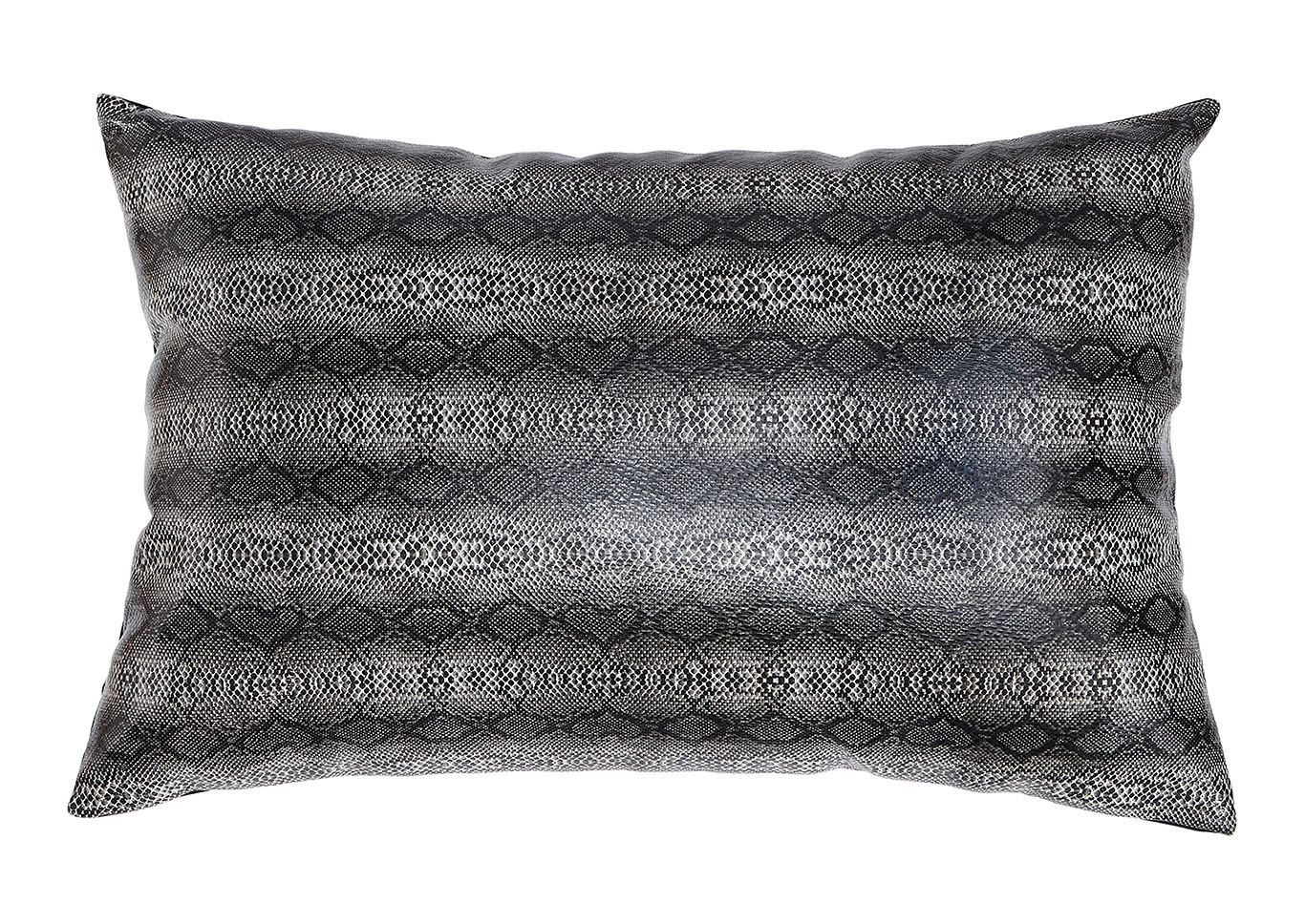 Savier Black/Gray Pillow (Set of 4),Signature Design By Ashley