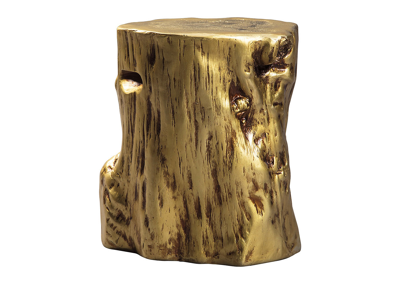 Majaci Gold Accent Table,Signature Design By Ashley