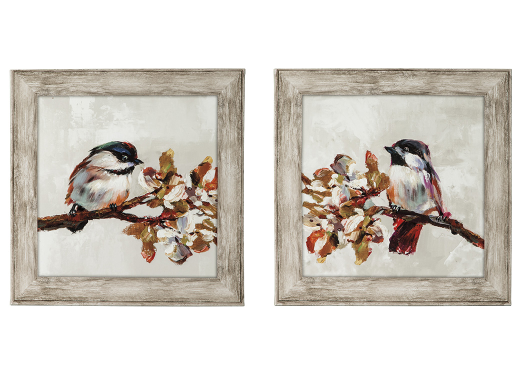 Domitian Multi Wall Art Set (Set of 2),Signature Design By Ashley