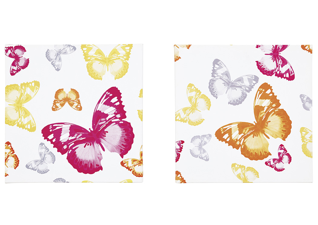 Axel Multi Wall Art Set (Set of 2),Signature Design By Ashley