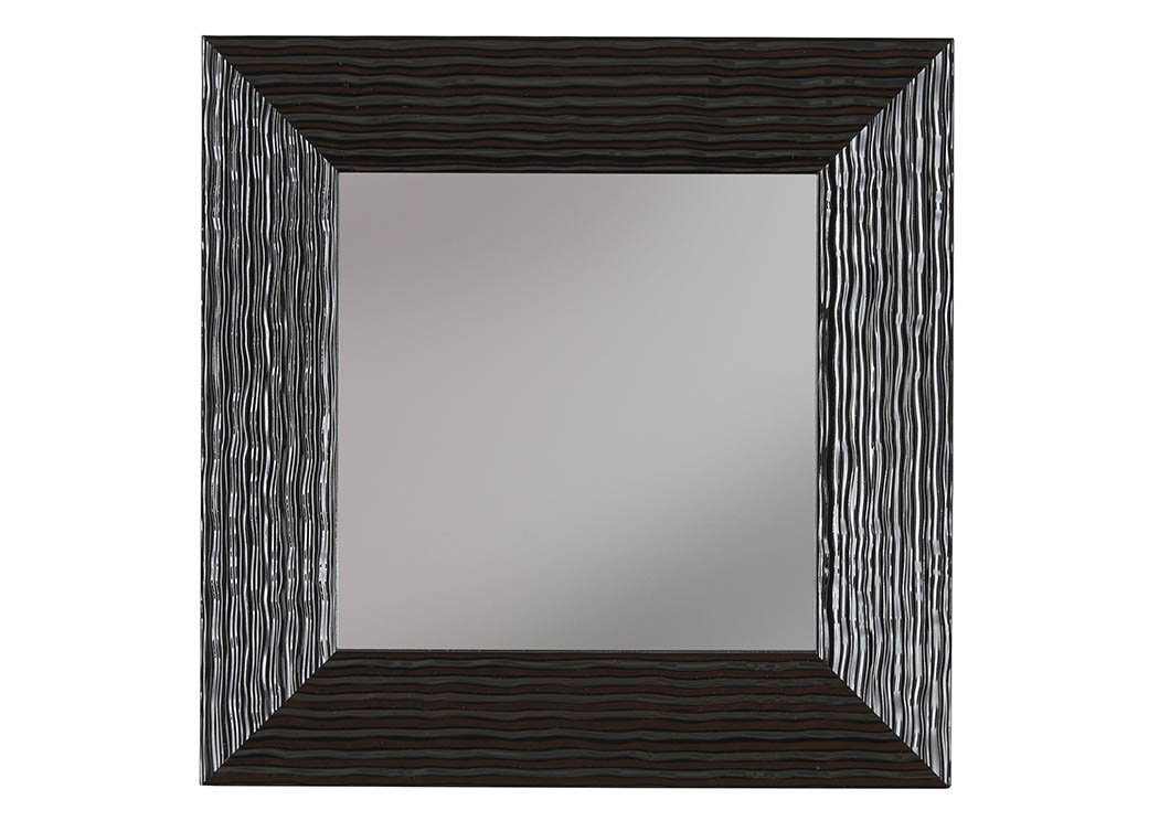 Odelyn Black Accent Mirror,Signature Design by Ashley