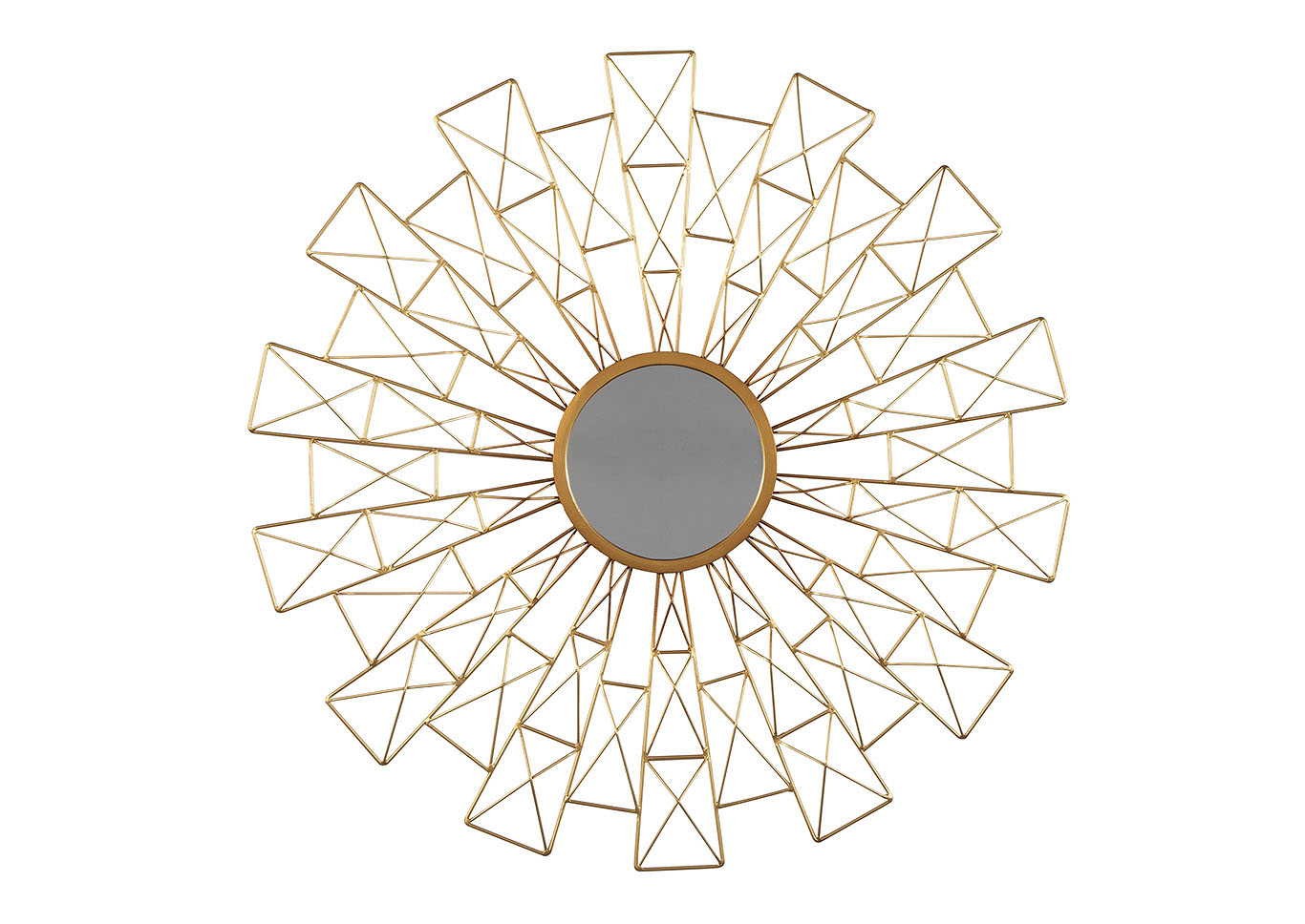 Donal Natural Accent Mirror,Signature Design By Ashley