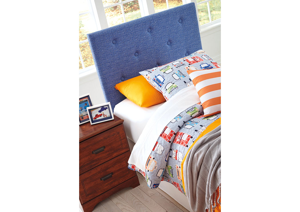 Nuvella Multi Twin Upholstered Headboard,Signature Design By Ashley