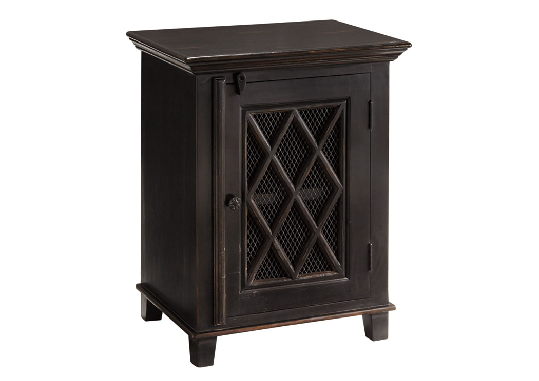 Charlowe Black Nightstand,Signature Design by Ashley