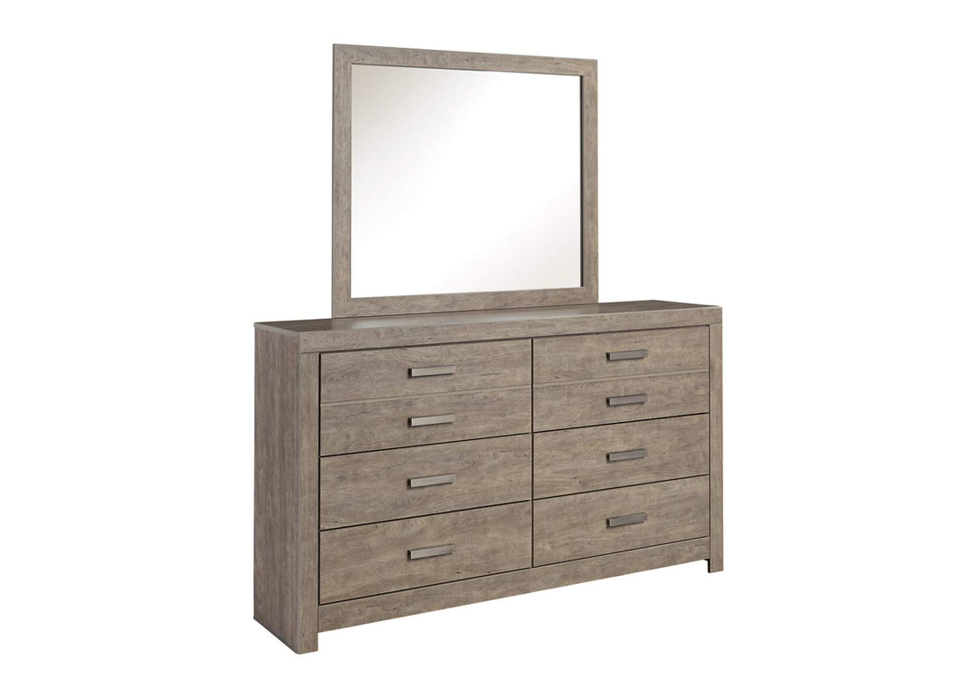Culverbach Gray Bedroom Mirror,Signature Design By Ashley