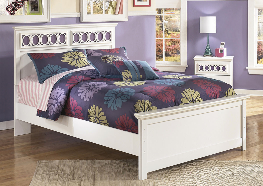 Zayley Full Panel Bed,Signature Design By Ashley